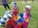 Dzień Dziecka- rywalizacja drużyn